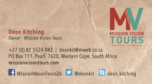 Deon Mission Vision BC